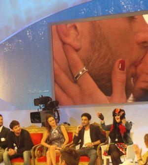foto bacio salvatore e teresa uomini e donne