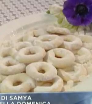Mattino Cinque Le Ricette Di Samya Del 27 Marzo 2015 I Biscotti