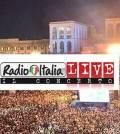 foto concerto radio italia live