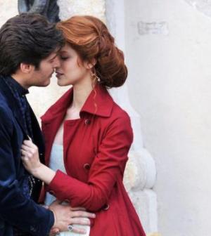 Foto Lino Guanciale e Miriam Leone, nuova coppia della tv