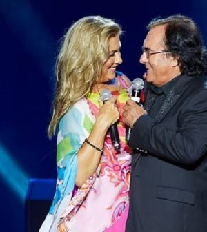 foto Al Bano e Romina Power