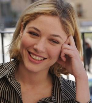 Foto Sarah Felberbaum in tv