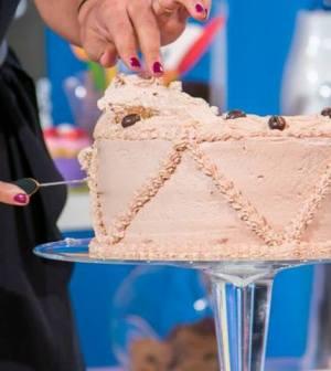 foto cappuccino cake
