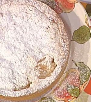 foto torta di mele Riccardo Facchini