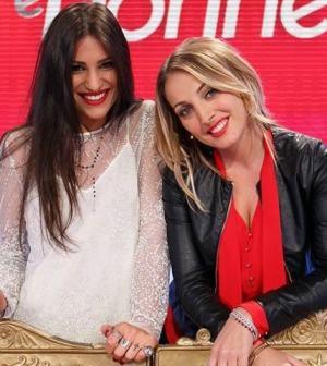 foto Rossella Intellicato e Ludovica Valli
