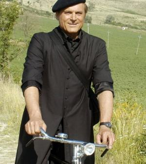 foto Terence Hill in Don Matteo 10