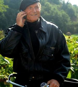 foto Terence Hill Don Matteo 10