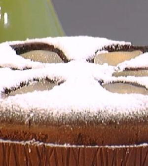 foto torta pere e cacao