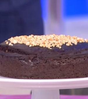 foto finta torta al cioccolato