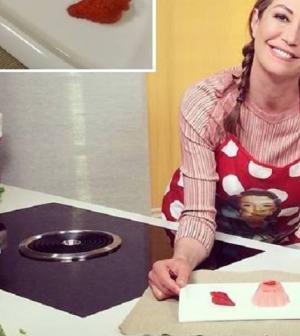 foto bavarese alle fragole Cotto e Mangiato