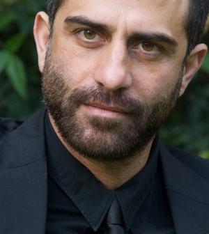 foto attore Simone Montedoro