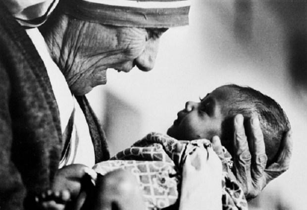 foto Santa Teresa di Calcutta