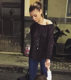 Alessia Cammarota: cena d'amore dopo Aldo