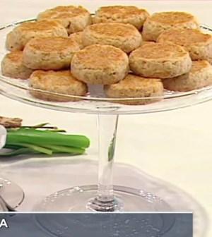 Mattino 5 Ricetta Biscotti Alle Noci Di Samya Lanostratv