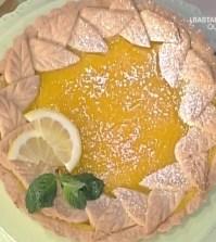 foto torta crema e limone