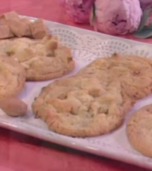 foto biscotti mele e mou