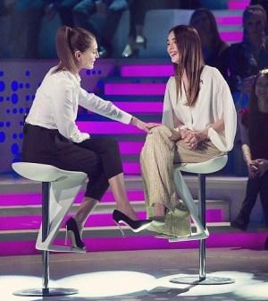 Foto Caterina Murino e Silvia Toffanin