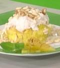 foto cheesecake veloce ananas