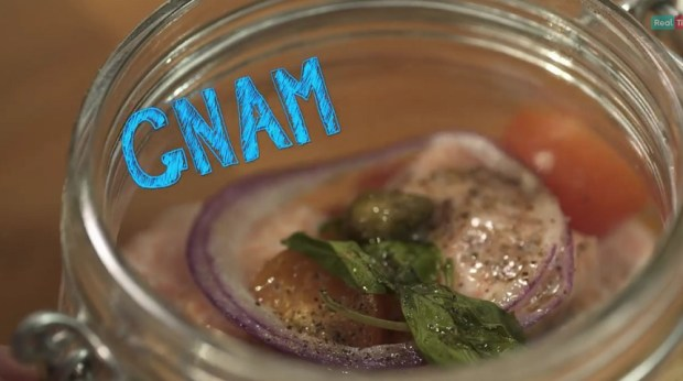 foto vasocottura salmone
