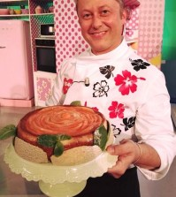 foto crostata al melone