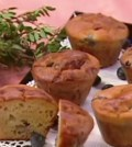 foto muffin mirtilli e miele