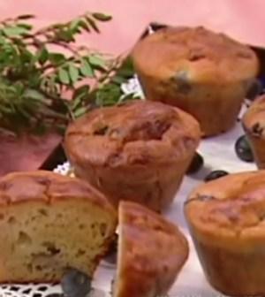 Muffin Mirtilli E Miele Di Samya A Mattino 5 Ricetta Di Oggi