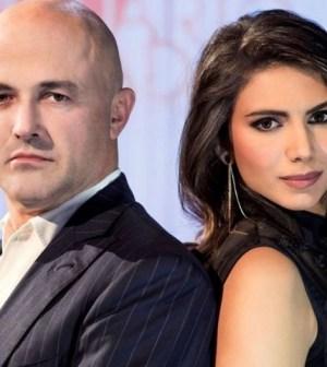 foto Gianluigi Nuzzi e Elena Tambini