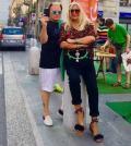 Foto Mara Venier e Malgioglio
