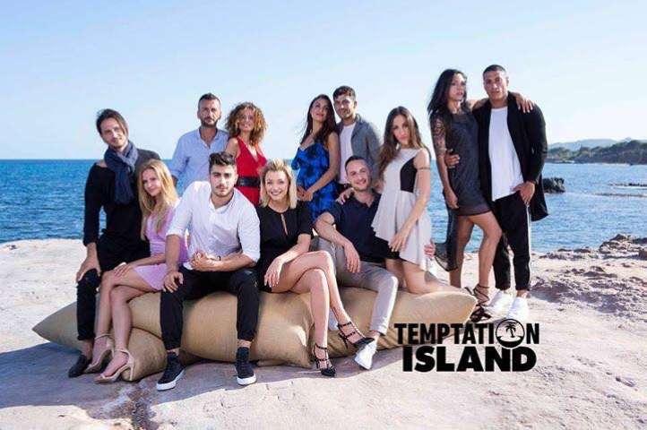 Ascolti tv del 31 luglio: Temptation island conclude con successo