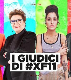 Foto Giuria X Factor 2017