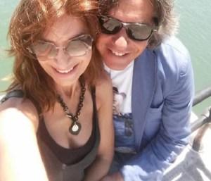 foto Barbara De Santi e Michele D'Ambra