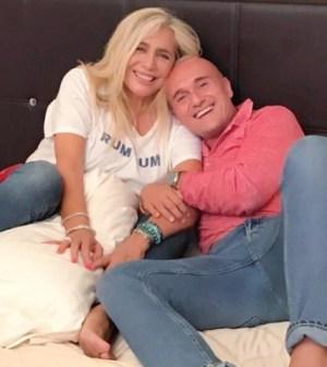 Foto Mara Venier e Alfonso Signorini