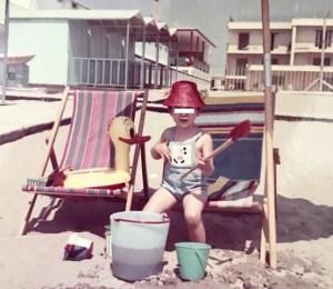 Foto Barbara d'Urso da piccola