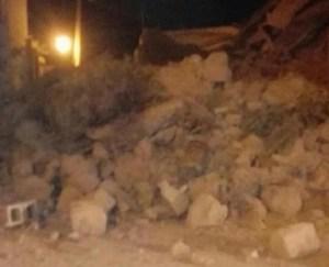 foto terremoto Ischia