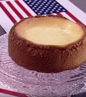 Mattino Cinque Dolci Ricetta Della Cheese Cake Di Samya Abbary