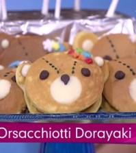 foto orsacchiotti dorayaki