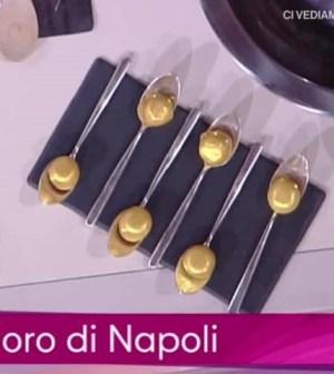 foto pastiera l'oro di Napoli