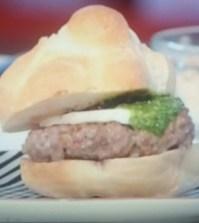 Foto hamburger italiana Domenica In