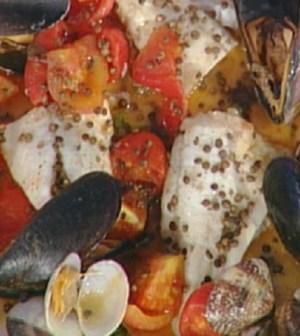 Foto rombo in guazzetto La prova del cuoco
