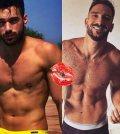 foto trono gay uomini e donne Alex migliorini bacia Alessandro d'amico