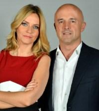 foto Gianluigi Nuzzi e Alessandra Viero