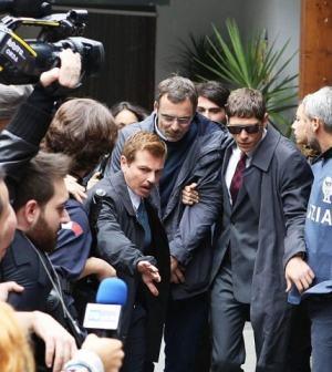 Sotto copertura Alessandro Preziosi e Claudio Gioè