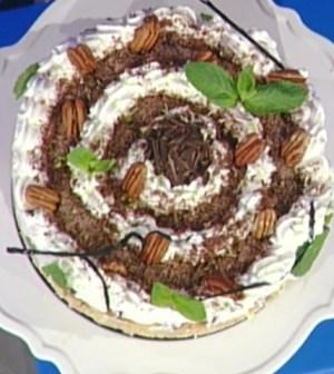 foto torta al dulce de leche