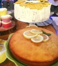 foto torta al limone al microonde