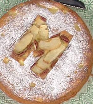 foto torta di mele di Liliana