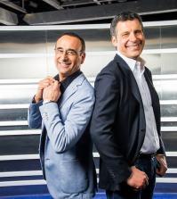 Foto Fabrizio Frizzi torna in tv con Carlo conti