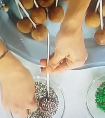 Foto cake pops Domenica in