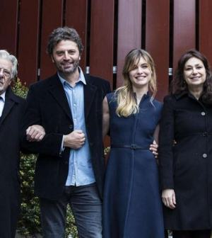 Foto cast fiction Romanzo famigliare