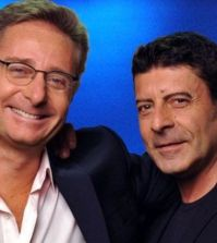 Foto Music Paolo Bonolis Luca Laurenti Canale5