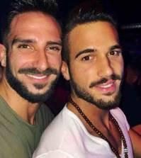 foto uomini e donne trono gay Alex migliorini alessandro d'amico